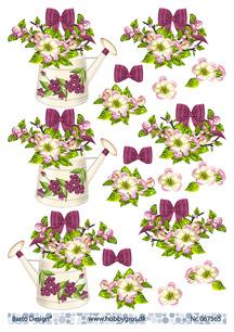 Barto Design 3D Klippark - Körsbärskvist i kanna - Barto Design 3D Klippark - Körsbärskvist i kanna