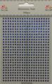 Dixi Craft - Rhinestone, 3 mm - Mörkblå