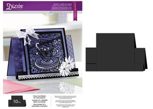 Diésire - Kort och Kuvert, 15x20 cm - Crafters Companion - Kort & Kuvert, 15x20 cm