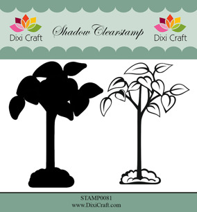 Dixi Craft – Clearstamp - Flower 6 - Dixi Craft – Clearstamp - Flower 6