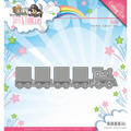 Yvonne Creations Dies – Tots and Toddlers - Train