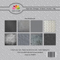 Dixi Craft Pappersblock - Steel Background