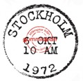 Gummiapan Stämpel - Stockholm