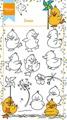 Marianne Design Clearstamp - Hetty´s Ducks
