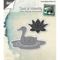 Joy Crafts Dies - Duck & Waterlily