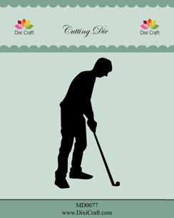 Dixi Craft Dies - Golfspelare - Dixi Craft Dies - Golfspelare
