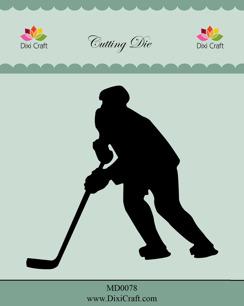 Dixi Craft Dies - Ishockeyspelare - Dixi Craft Dies - Ishockeyspelare