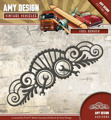 Amy Design Dies - Vintage Vehicles - Tool Border