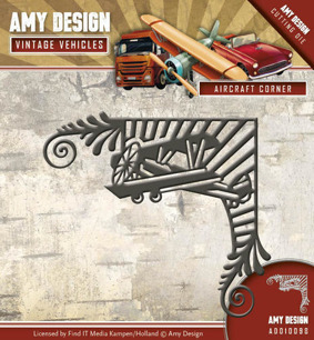 Amy Design Dies - Vintage Vehicles - Aircraft Corner - Amy Design Dies - Vintage Vehicles - Aircraft Corner