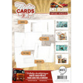 Figure Cards - Amy Design - Vintage Vehicles