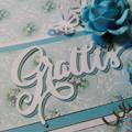 Rox stamps dies - Grattis