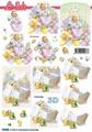 Le Suh 3D Klippark - Babymotiv