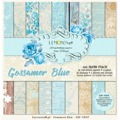 Lemon Craft Gossamer blue block 6x6 inch