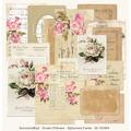 Lemoncraft - House of Roses Ephemera card