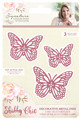 Crafters Companion Dies - Chic Butterflies