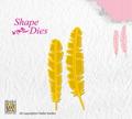 Nellie Snellen - Shape Dies - Fjädrar