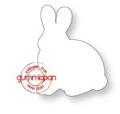 Gummiapans dies - Kanin