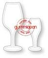 Gummiapan Dies – Vin & Snappsglas