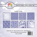 Dixi Craft Pappersblock - Butterflies/Lavender