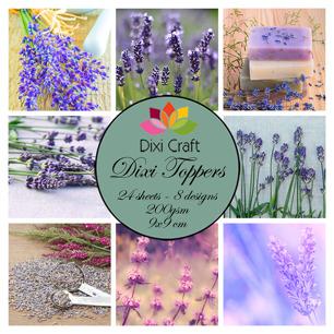 Dixi Toppers -  Lavendel - Dixi Toppers -  Lavendel