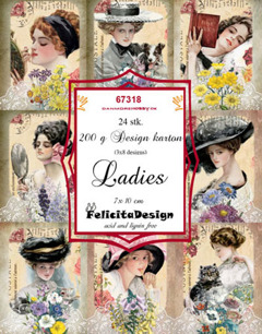 Felicita design Toppers - Ladies - Felicita design Toppers - Ladies