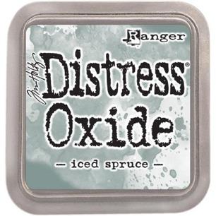Distress Oxide - Iced Spruce - Tim Holtz/Ranger - Distress Oxide - Iced Spruce - Tim Holtz/Ranger