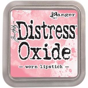 Distress Oxide - Worn Lipstick - Tim Holtz/Ranger - Distress Oxide - Worn Lipstick - Tim Holtz/Ranger