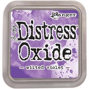 Distress Oxide - Wilted Violet - Tim Holtz/Ranger - Distress Oxide - Wilted Violet - Tim Holtz/Ranger