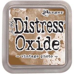 Distress Oxide - Vintage Photo - Tim Holtz/Ranger - Distress Oxide - Vintage Photo - Tim Holtz/Ranger