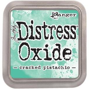 Distress Oxide - Cracked Pistachio - Tim Holtz/Ranger - Distress Oxide - Cracked Pistachio - Tim Holtz/Ranger