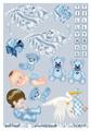 Barto Design Klippark - Babymotiv, kille