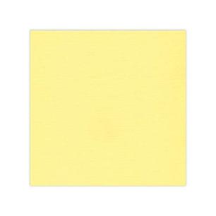 Cardstock - Linen Yellow, SC04 - Cardstock - Linen Yellow, SC04