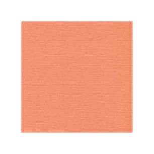 Cardstock - Linen Soft Orange, SC10 - Cardstock - Linen Soft Orange, SC10