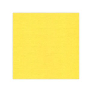 Cardstock - Linen Kanarie gul, SC06 - Cardstock - Linen Kanarie gul, SC06