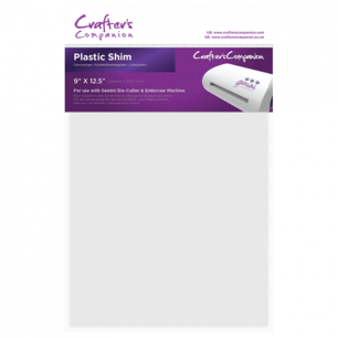 Crafters Companion - Plastic Shim - Crafters Companion - Plastic Shim