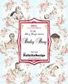 Felicita design Toppers - Baby Boy