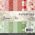 Jeanine´s Art Pappersblock - Christmas Classics