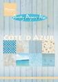 Marianne Design Papppersblock - Cóte ´D Azur