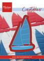 Marianne Design Dies - Sailboat
