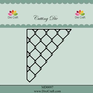 Dixi Craft Dies - Wire Corner - Dixi Craft Dies - Wire Corner