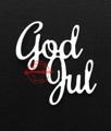 Gummiapan Dies - Liten God Jul