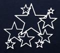 Gummiapan Dies - Kopplade Stjärnor