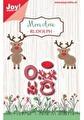 Joy Crafts Dies - Rudolph