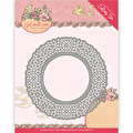 Yvonne Creations Dies - Get well soon - Flowers doily