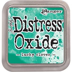 Distress Oxide - Lucky Clover - Tim Holtz/Ranger - Distress Oxide - Lucky Clover - Tim Holtz/Range