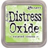 Distress Oxide - Twisted Citron - Tim Holtz/Ranger - Distress Oxide - Twisted Citron - Tim Holtz/Ranger
