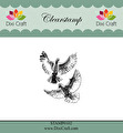 Dixi Craft - Clearstamp - Doves
