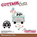 Cottage Cutz Dies - Honeymoon Car
