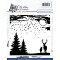 Amy Design - Embossingfolder - The feeling of Christmas