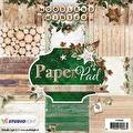 Studiolight Pappersblock, 170 gr - Woodland Winter